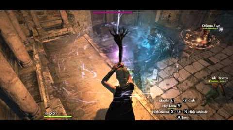 Living Armor C, Big spells vs small spells effectiveness demonstration