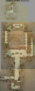 POST 03 - Garden of Ignominy Second Floor