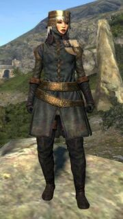 Grand surcoat armor set -001