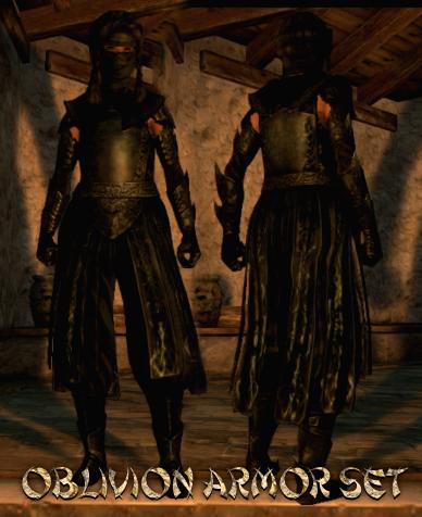 Oblivion Armor Set Dragons Dogma Wiki Fandom Powered By Wikia