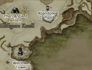 Dragon's Dogma - Abandoned Campsite Map Location