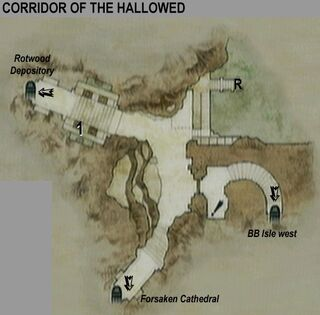 23 - Corridor of the Hallowed