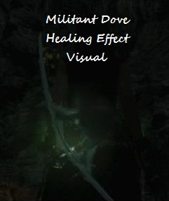 Dragon's Dogma - Militant Dove Healing Effect