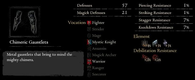 Dragonforged Chimeric Gaunlets