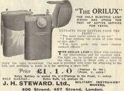 Orilux torch
