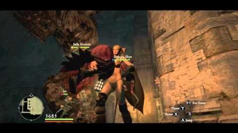 Video Mystic Knight Vs The Forgotten Hall Full Battle Dragons