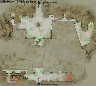 POST 05 - Duskmoon Tower 3rd Floor