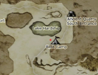 Dragon's Dogma - Rest Camp Map Location