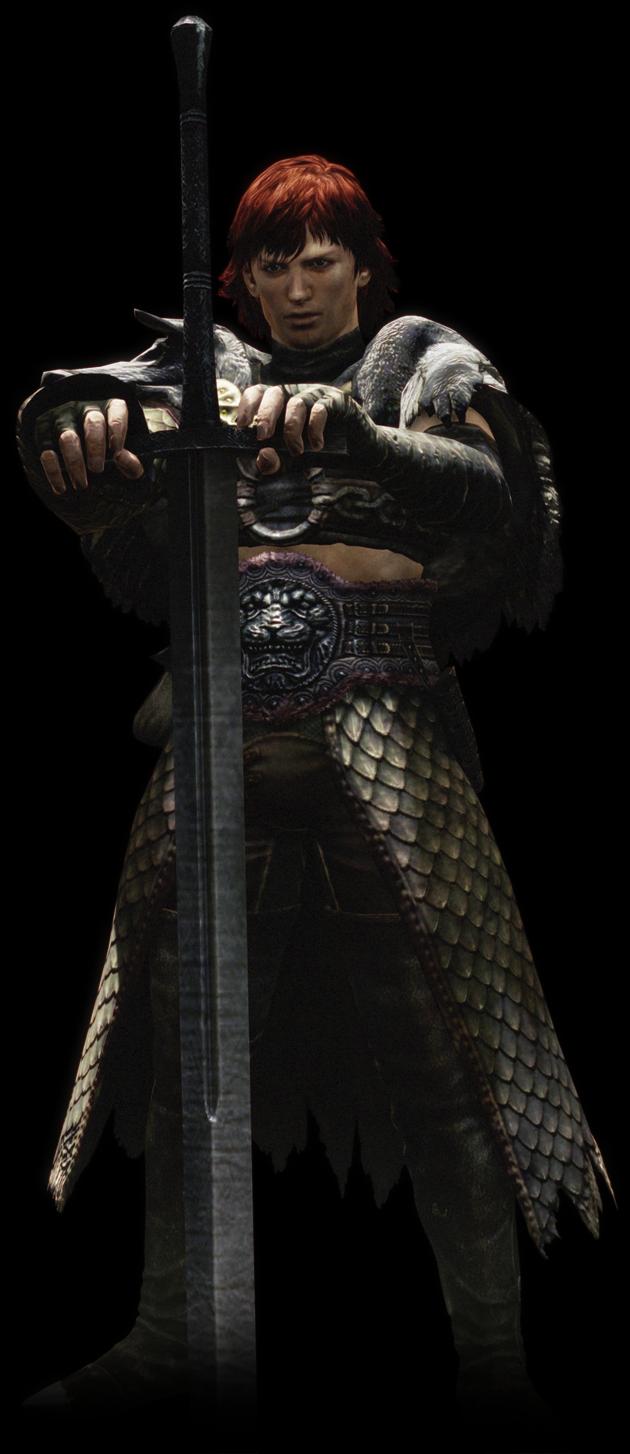 Dragon Dogma Mystic Knight Build Sword