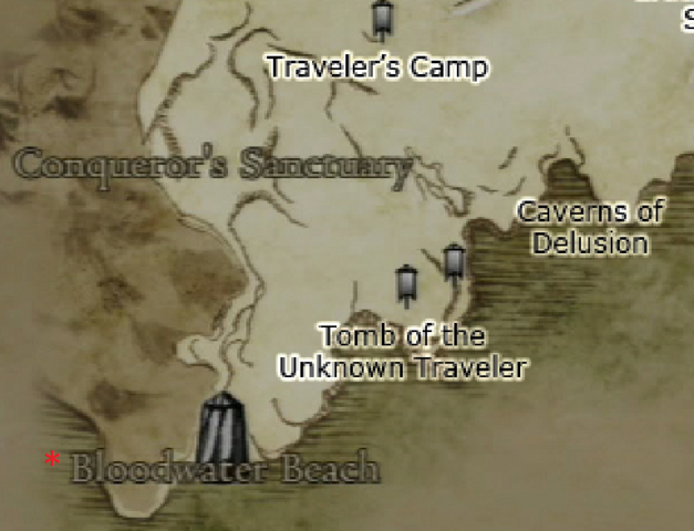 Dragons Dogma World Map on