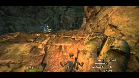 """""""Come home to roost"""" quest walkthrough video, starting from the Greatwall (Tainted Mountain)."""