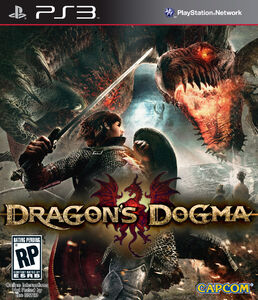 Dragons Dogma PS3-FOB