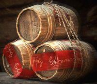 Dragon's Dogma - Explosive Barrels