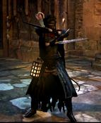 Assassin Oblivion Set Framae Blades Darkening Storm