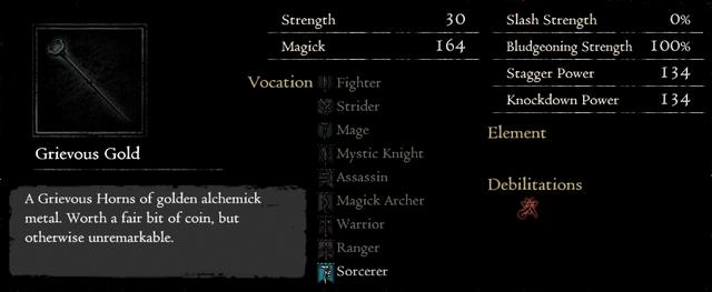 Dragonforged Grievous Gold