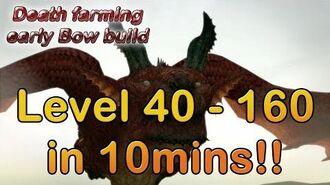 Dragon Dogma Dark Arisen best XP farming spot 20,000,000 xp in 10 minutes