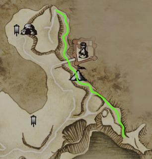 Windworn path
