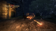 Hellhound Fireball