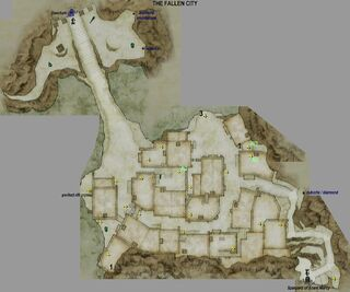 POST 29 - Fallen City