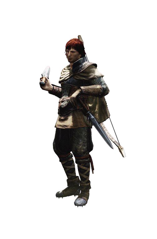 Main Pawn Build As Strider Ranger Dragon S Dogma