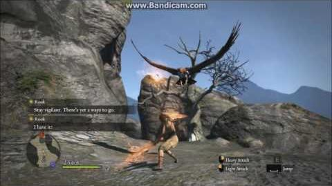 Dragon's Dogma Dark ArisenOff With Its Head