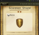 Scorpion Shield