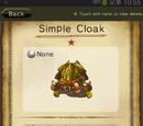 Simple Cloak