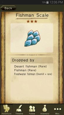 Fishman Scale