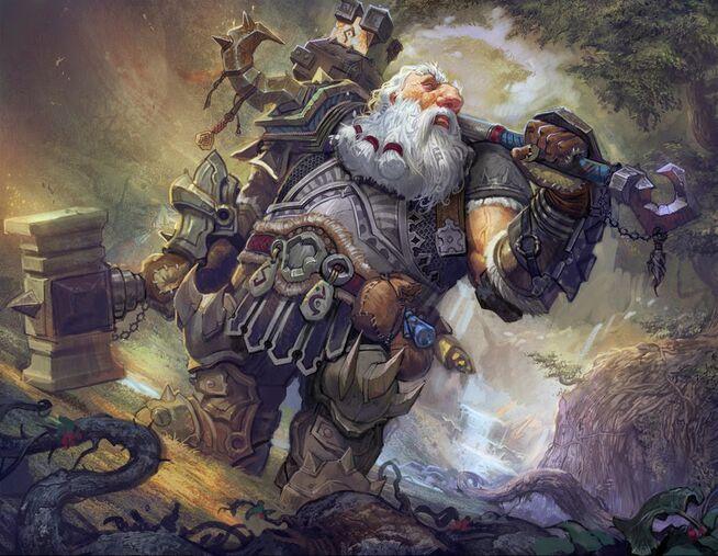 Dwarf by armandeo64-d4sfgvm