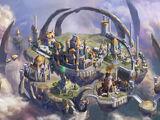 Skythrone Outpost