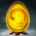 Huevo gran dragon