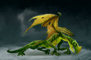 Copie de Grand dragon niv 7 blessé