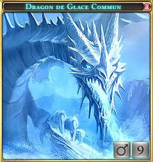 Dragon de glace commun