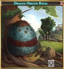 Dragon Obscur Royl