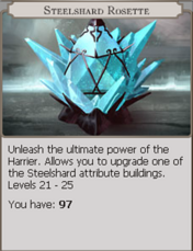 Steelshard Rosette