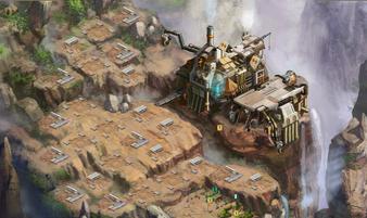 Chrono Outpost