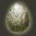 Huevo piedra