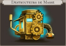 Destructeur de masse