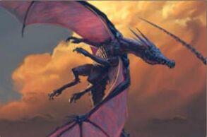 Rapide dragon de combat
