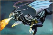 Dragons guerriers