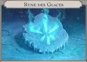Runes des glaces