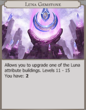 Luna Gemstone