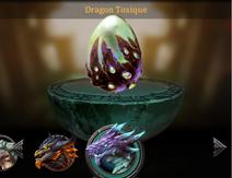 Dragon toxique