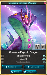 Psychic Dragon 3