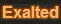Exalted 3