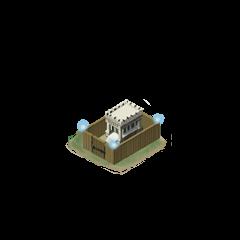 Level 10 Storage Vault
