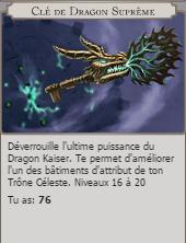 Dragon key Supreme