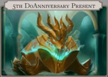 5th DOAnniversary Present