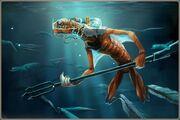 Soldat aquatique