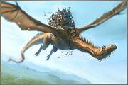 Dragons de transport